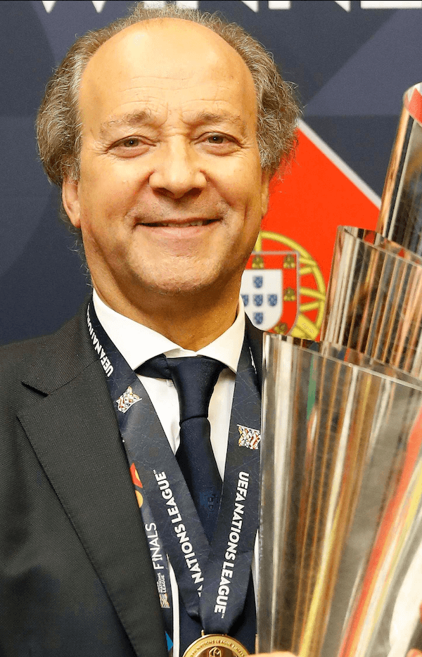 José Noronha - taça das nações 2019